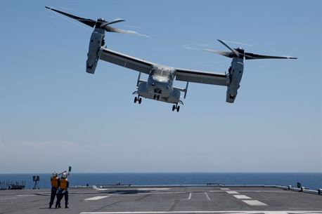 marine-corps-mv-22-crash-australia-cleared-to-fly
