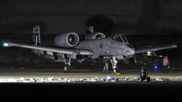 A-10 Thunderbolt II Osan AB, Republic of Korea