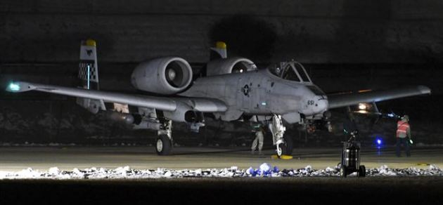 A-10 Thunderbolt II Osan AB, Republic of Korea