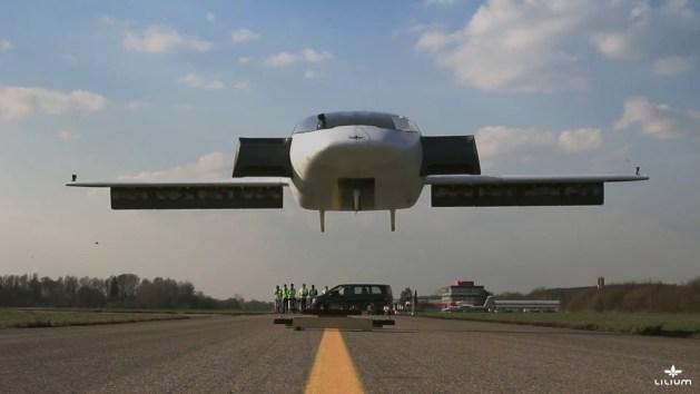 The Lilium Jet
