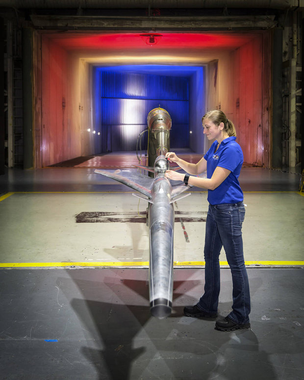 nasa-test-supersonic-jet