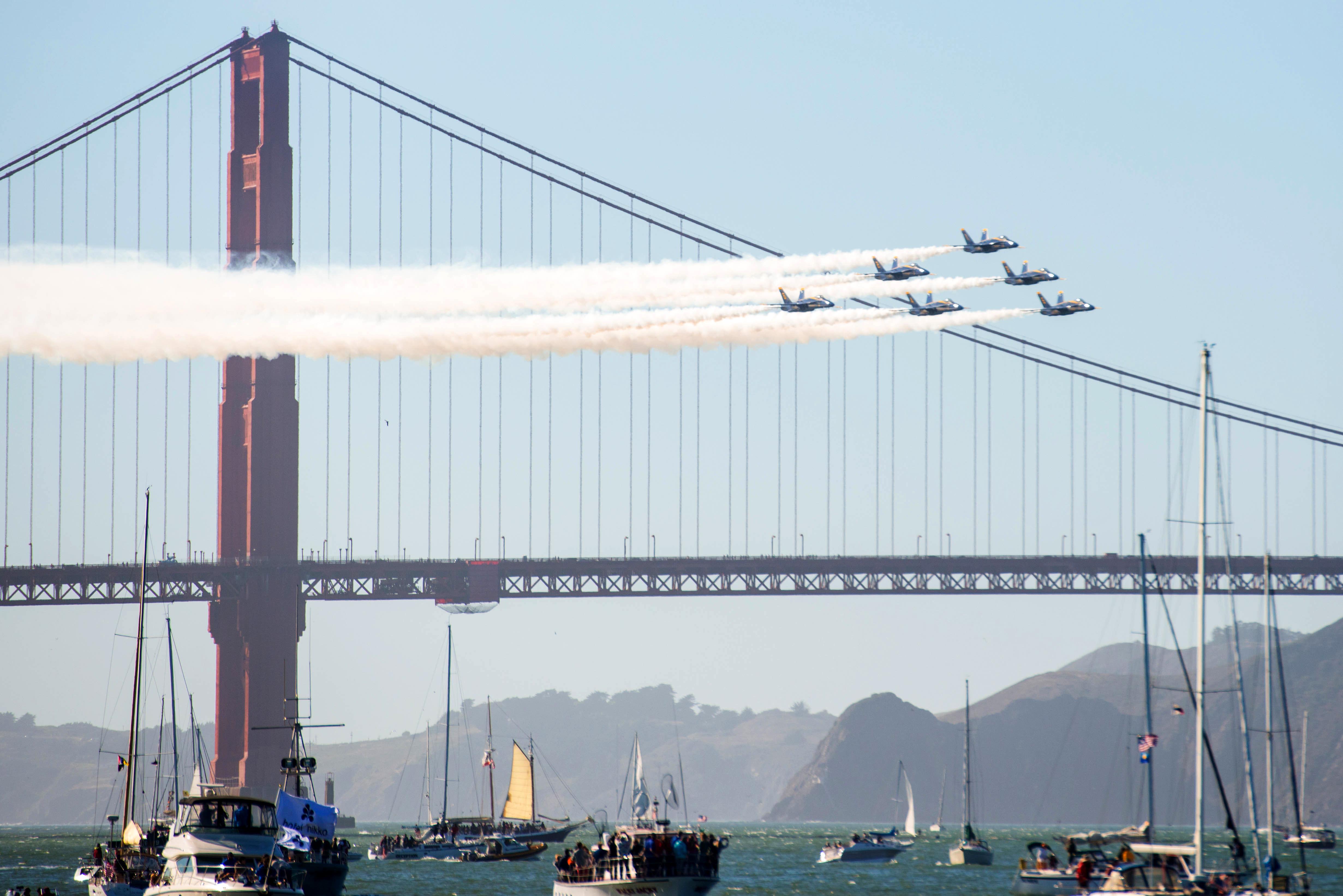 San Francisco Fleet Week Air Show
