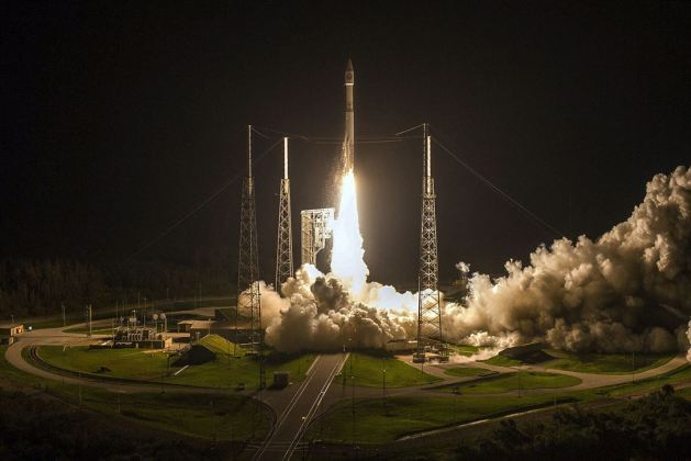 United Launch Alliance Atlas V rocket carrying the NROL-52 mission