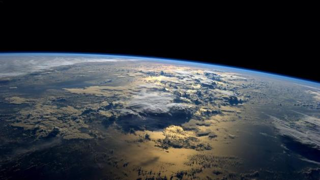 earth from space chinese space station