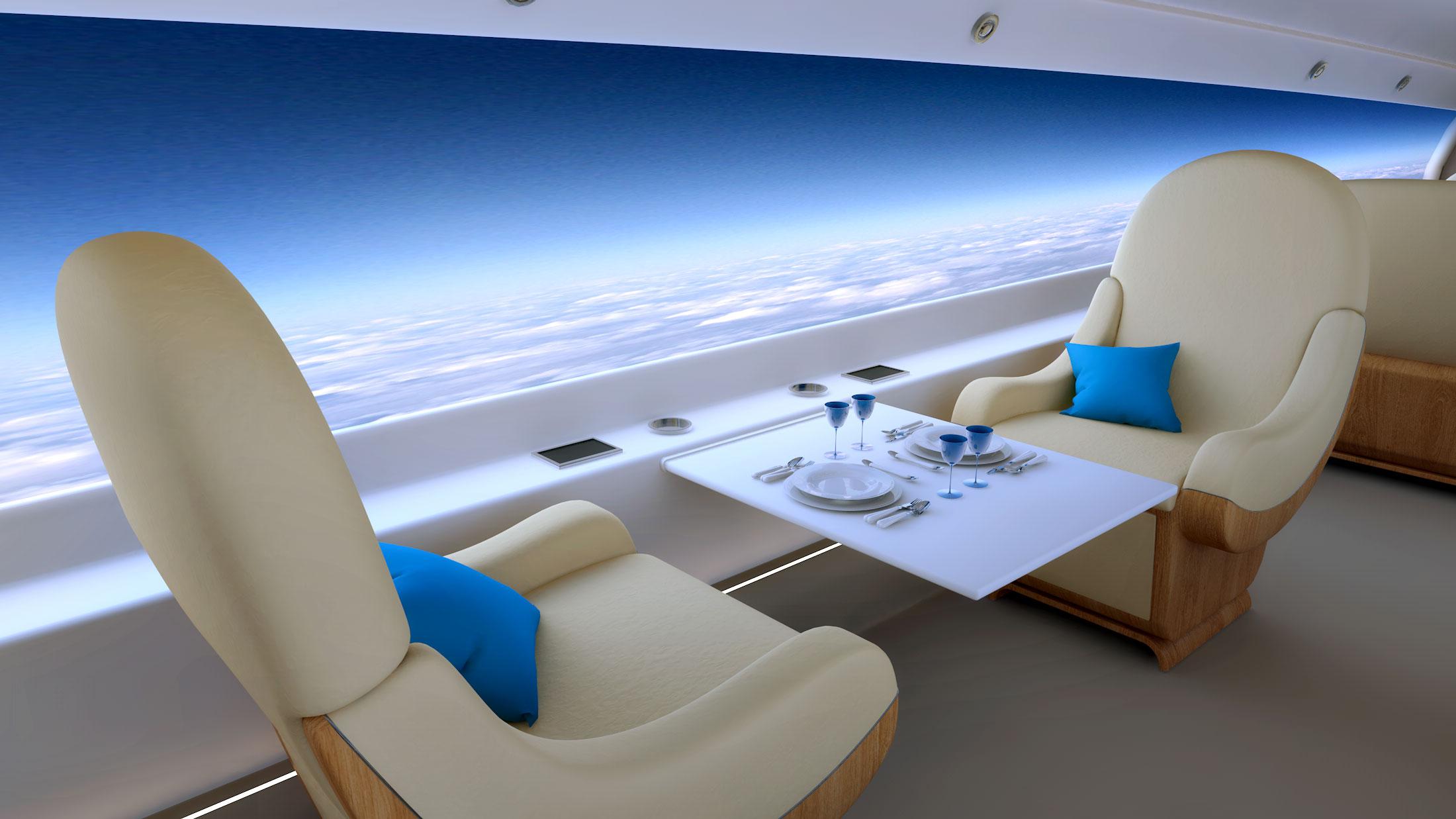 spike aerospace supersonic jet