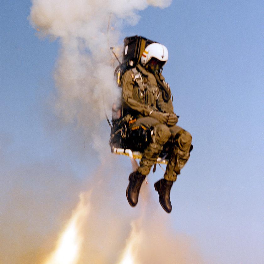 test dummy pilot ejection
