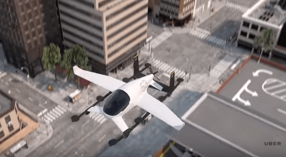 Uber Signs Deal to Partner with NASA to Enable Flying Taxi's by 2020