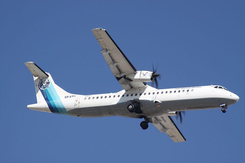 Aseman Airlines ATR-72
