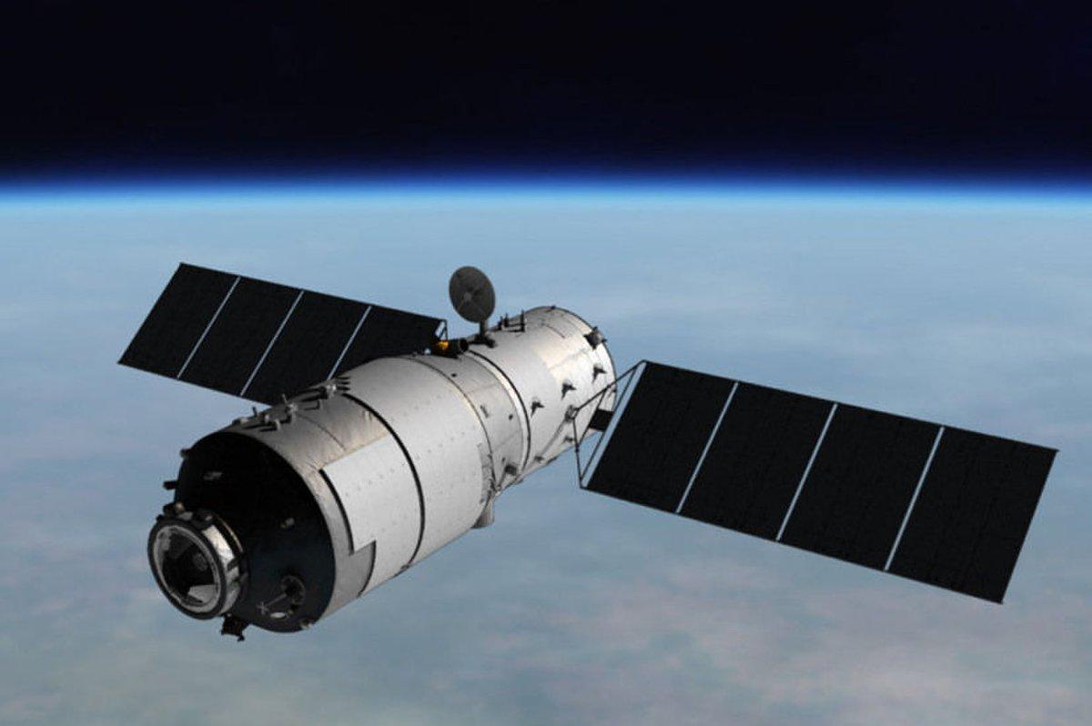 China's Tiangong-1 Space Lab crash to earth