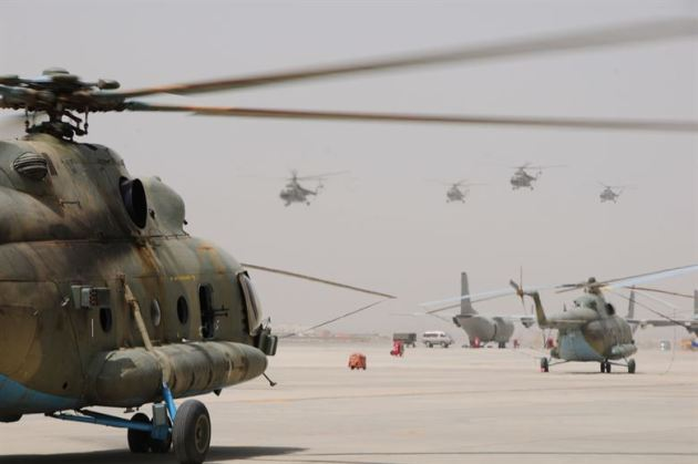 Afghan Air Interdiction Unit