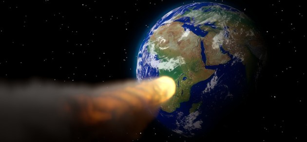 asteroid the size of the Statue of Liberty sail by the Earth closer than the moon