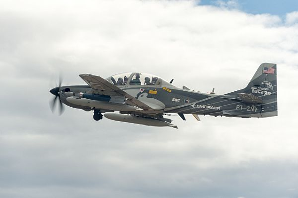 US Navy Pilot, Lt. Christopher Carey Short Dies in Crash of A-29 Aircraft