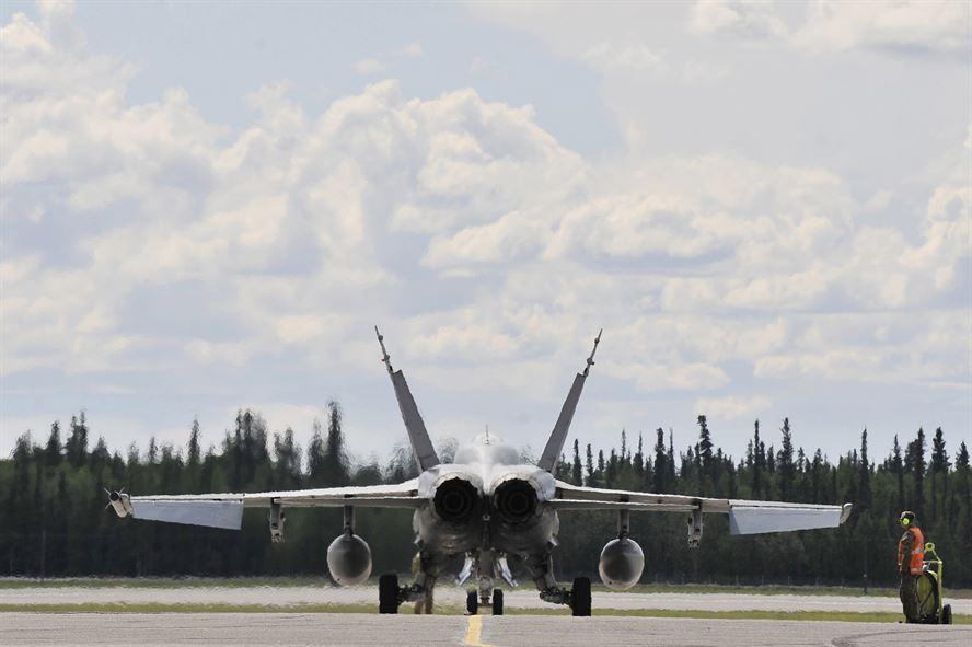 Royal Australian Air Force F/A-18 Hornet