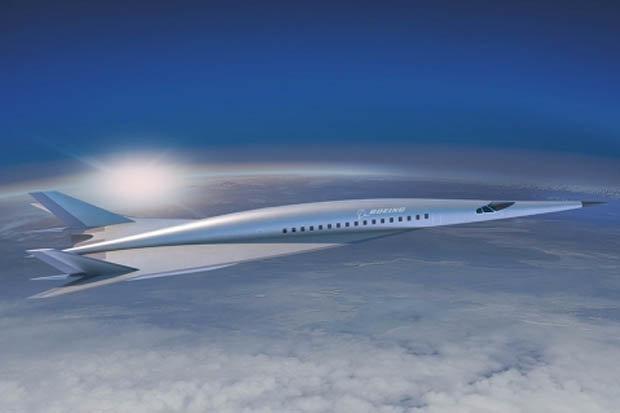 Boeing Unveils Design For Hypersonic Passenger Plane