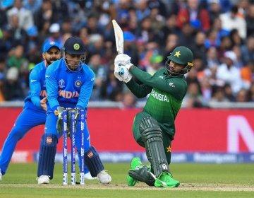ورلڈکپ میں بھارت نے پاکستان کو شکست دیدی