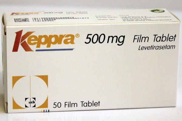 Keppra for fibromyalgia