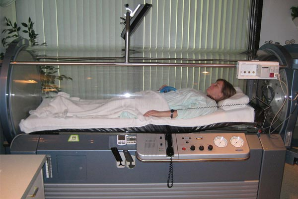 Oxygen Chamber Therapy