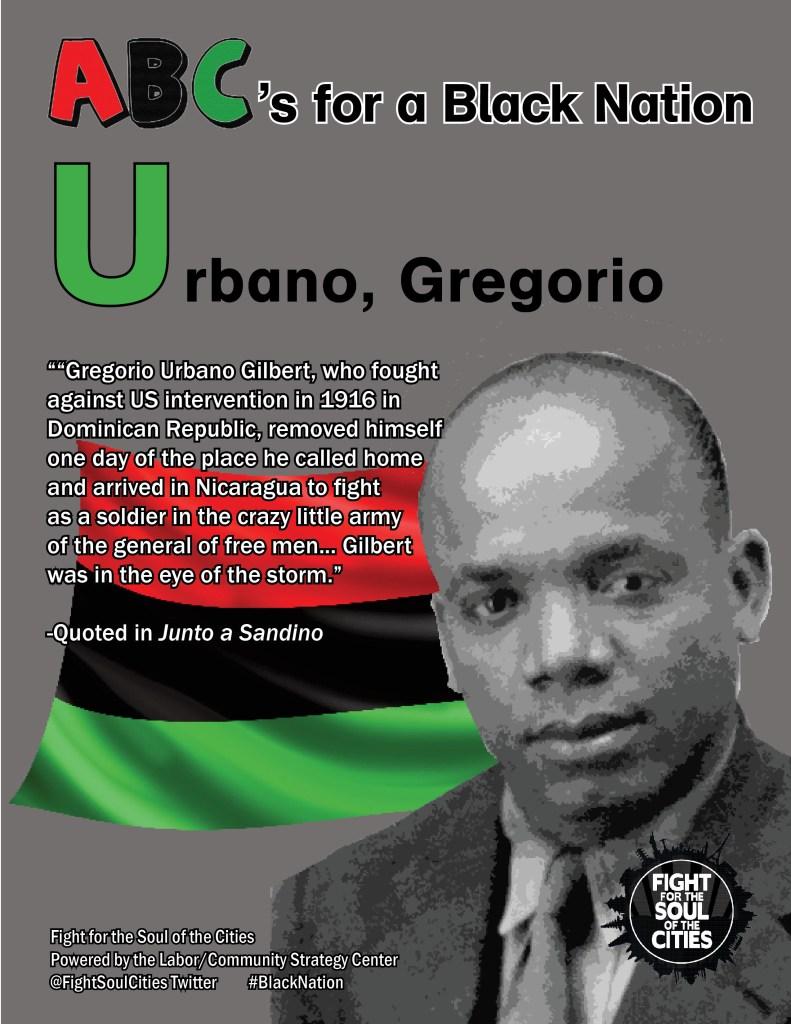 Urbano Gregorio