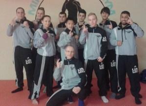 Kickboxen, K-1, Vollkontakt