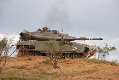 Merkava Mk 4