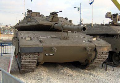 Merkava Mk 4 Tank image 1