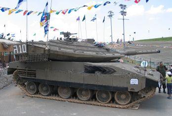 Merkava Mk 4 Tank image 3