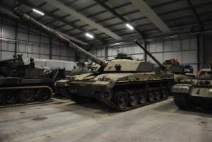 Challenger 1 Tank Prototype
