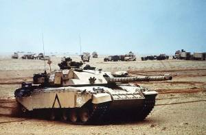 Challenger 1 Tank