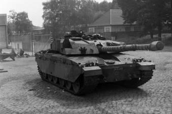 Challenger 1 Mk 2 Tank