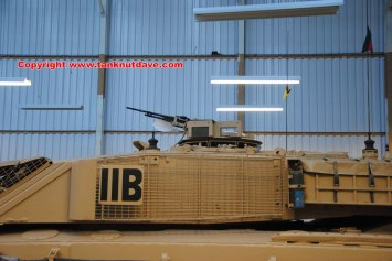 Challenger 1 Mk3 Tank
