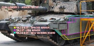 Challenger 2 Tank DL2 E image 2