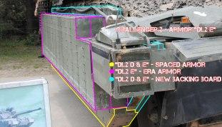 Challenger 2 Tank DL2 E image 3