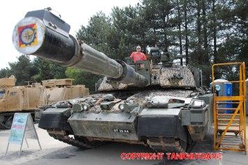 Challenger 2 Megatron Tank