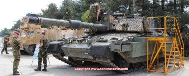 Challenger 2 Tank Megatron