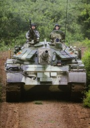 Type 59D Tank Image 1