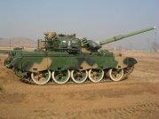 Type 59D Tank Image 4