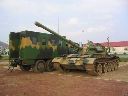 Type 59D Tank Image5