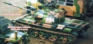 Type 62-I Tank