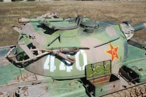 Type 62 Tank