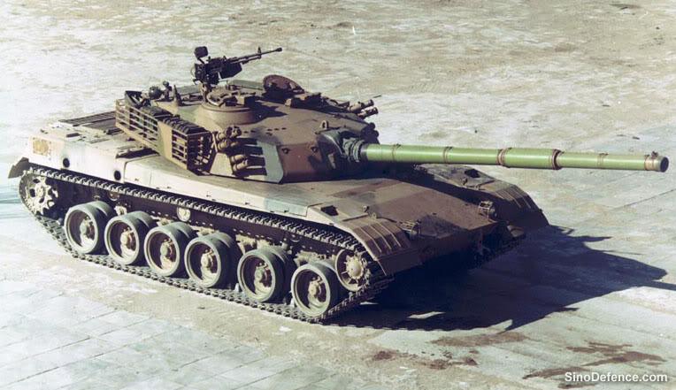 Type 85-II Tank