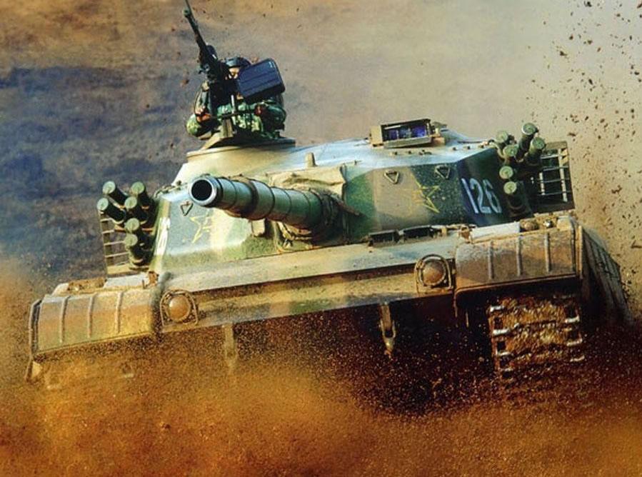 Type 96 Tank