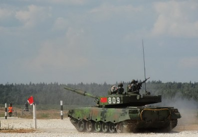 Type 96A Tank