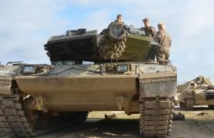 Danish Leopard 2A5 Tank - Leopard 2A5DK