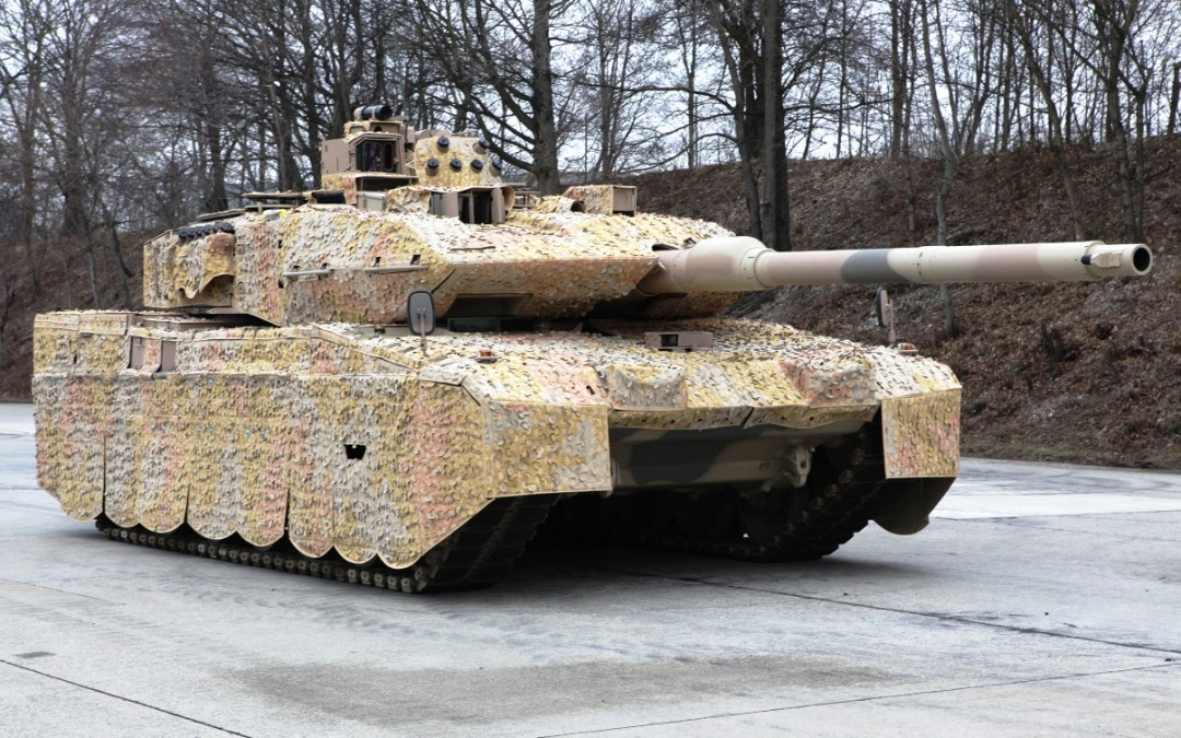 Leopard 2A7 Plus Tank