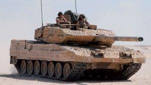 Leopard 2A7+ Tank