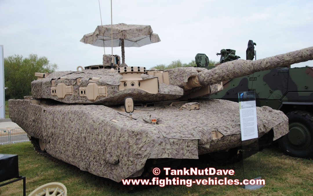 MBT Advanced Technology Demonstrator