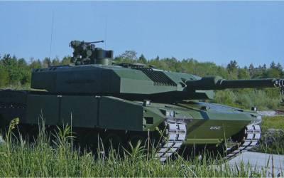 Leopard 2 Mid-Life
