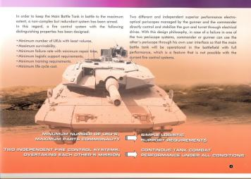 Leopard 2 Next Generation Tank Brochure