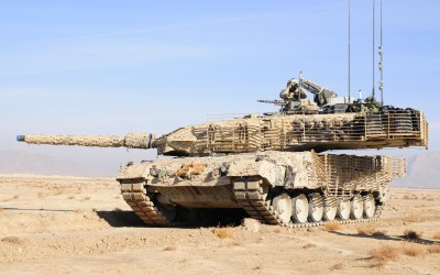 Leopard 2A6M CAN Tank