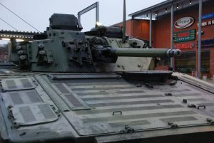 CV9030 Mk44 Bushmaster II Cannon